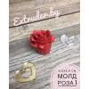 """#083 Молд для шоколада """"Роза 1"""""""